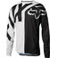 Fox Demo Preme Long Sleeve Jersey Men white/black